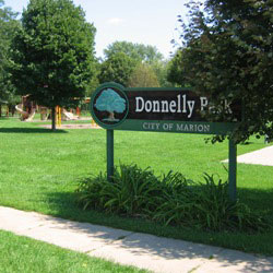 Donnelly Park, Marion, Iowa