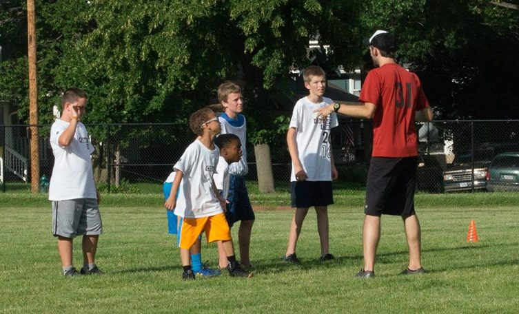 Youth Camp Coaching
